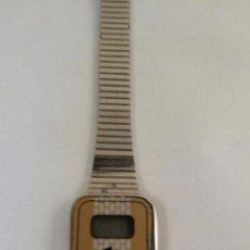 Relojes - Lotus: ANTIGUO RELOJ LOTUS DIGITAL. TAMAÑO PEQUEÑO 1,8X1,8 CM. NO FUNCIONA. Lote 54598858