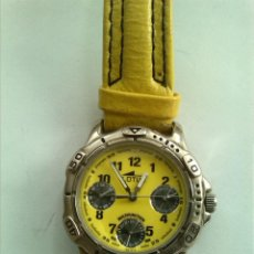 Relojes - Lotus: RELOJ DE SEÑORA, MARCA LOTUS FUNCIONANDO A PILAS. MULTIFUNCIÓN.. Lote 55892307