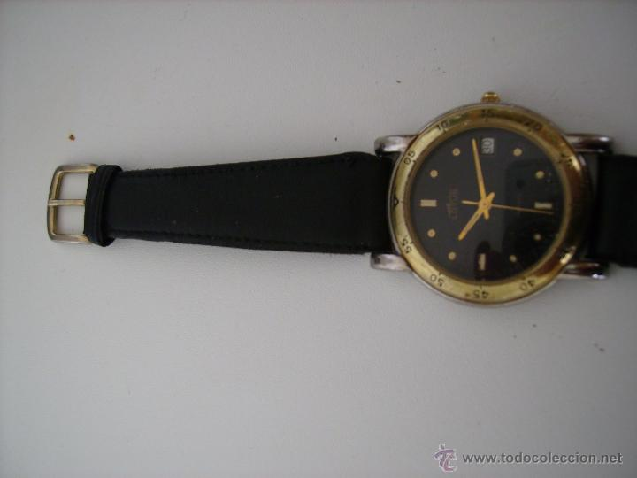 Relojes - Lotus: **ANTIGUO RELOJ-----LOTUS--- NO FUNCIONA, PUEDE QUE LE FALTE PILA** (3,5 cm) - Foto 3 - 209927965