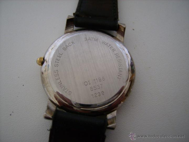 Relojes - Lotus: **ANTIGUO RELOJ-----LOTUS--- NO FUNCIONA, PUEDE QUE LE FALTE PILA** (3,5 cm) - Foto 5 - 209927965