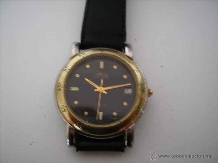 Relojes - Lotus: **ANTIGUO RELOJ-----LOTUS--- NO FUNCIONA, PUEDE QUE LE FALTE PILA** (3,5 cm) - Foto 6 - 209927965