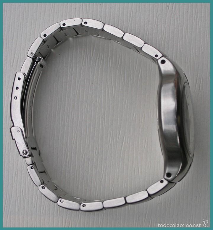 Relojes - Lotus: Reloj Quartz LOTUS...mod DEPOSE...alarma cronógrafo...water resistant 100M, a reparar - Foto 5 - 56154665