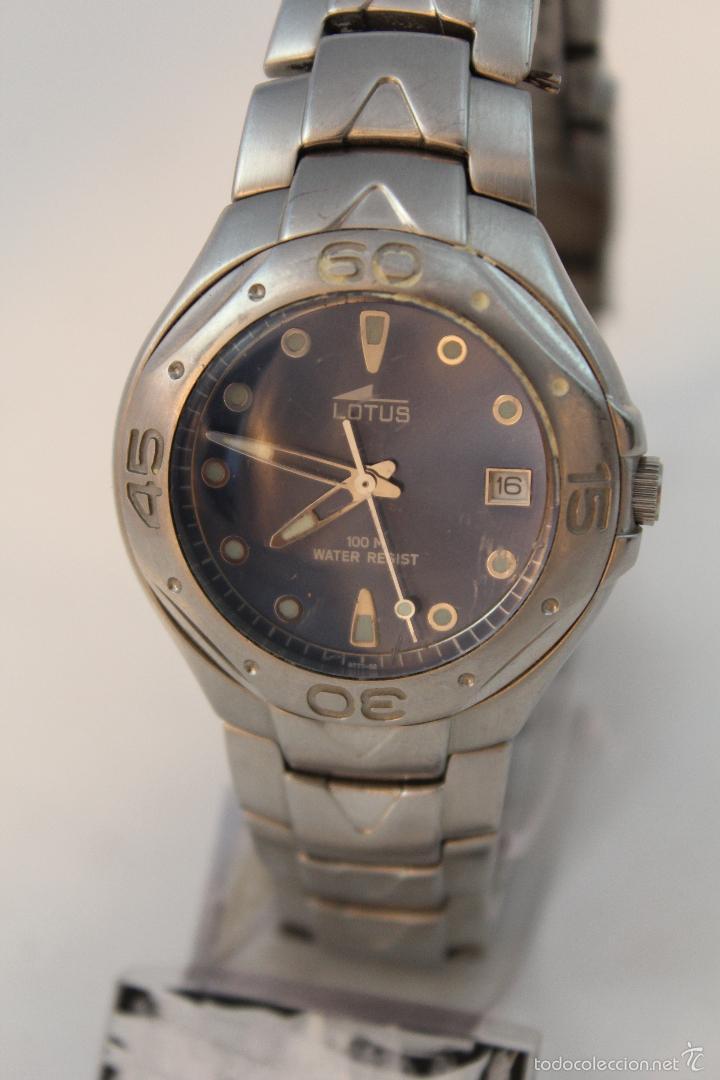 Relojes - Lotus: reloj lotus 9777 - caballero - Foto 2 - 56536834