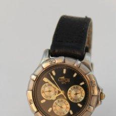 Relojes - Lotus: RELOJ LOTUS MODELO 7737 AÑO 95. Lote 132532745