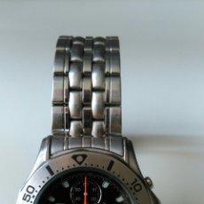 Relojes - Lotus: RELOJ LOTUS ACERO. Lote 58575352