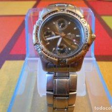 Relojes - Lotus: RELOJ DE CABALLERO DE PULSERA LOTUS CON TRES DIALES.. Lote 67343141
