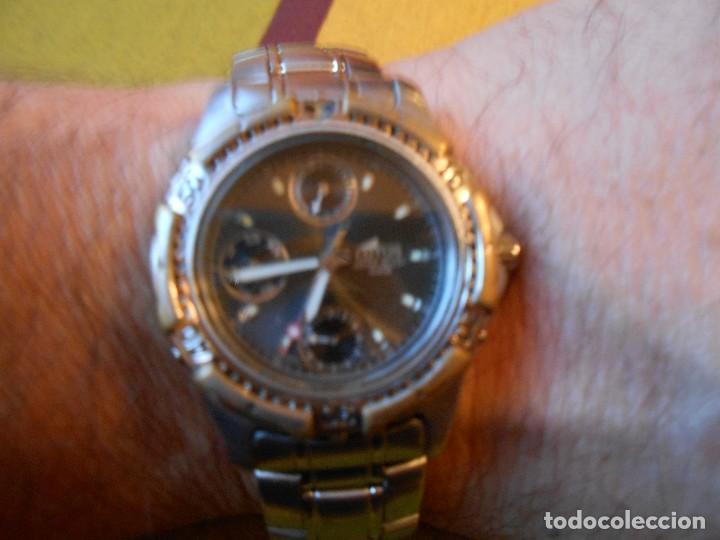Relojes - Lotus: RELOJ DE CABALLERO DE PULSERA LOTUS CON TRES DIALES. - Foto 5 - 67343141