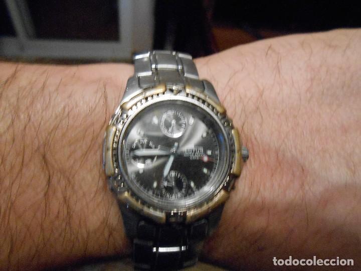 Relojes - Lotus: RELOJ DE CABALLERO DE PULSERA LOTUS CON TRES DIALES. - Foto 6 - 67343141