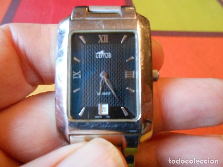 Relojes - Lotus: ELEGANTE RELOJ DE PULSERA UNISEX LOTUS. - Foto 5 - 73716283