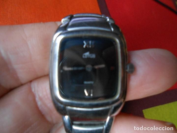 Relojes - Lotus: ELEGANTE RELOJ DE PULSERA DE SEÑORA LOTUS. - Foto 5 - 73717071
