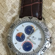 Relojes - Lotus: RELOJ LOTUS QUARTZ CALENDAR CALIDAD. Lote 83349888