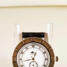 Relojes - Lotus: RELOJ LOTUS DE CUARZO.. Lote 84349072