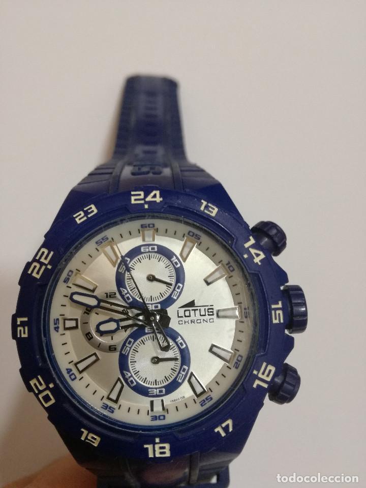 RELOJ LOTUS CHRONO MOD. 15800 (Relojes - Relojes Actuales - Lotus)