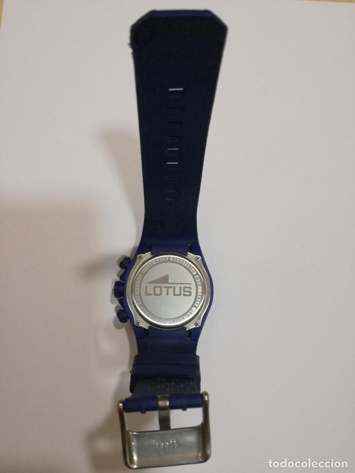 Relojes - Lotus: RELOJ LOTUS CHRONO MOD. 15800 - Foto 3 - 101233863