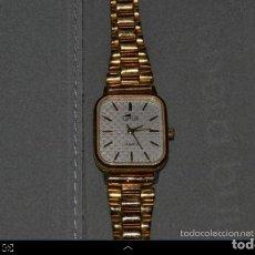 Relojes - Lotus: RELOJ LOTUS MUJER SIN ESTRENAR, CON CADENA BANADA EN ORO DE LOS 80. Lote 89656156