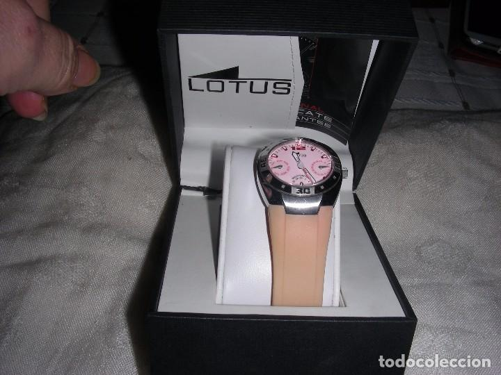 Relojes - Lotus: RELOJ LOTUS - Foto 5 - 104290515