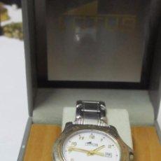 Relojes - Lotus: RELOJ LOTUS DE CUARZO CON ESTUCHE. Lote 104525547