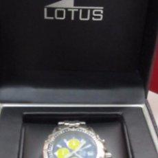Relojes - Lotus: RELOJ CRONÓGRAFO LOTUS DE CUARZO - CON ESTUCHE. Lote 109471675