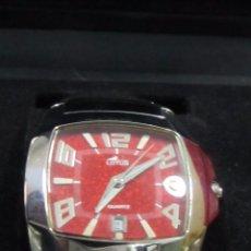 Relojes - Lotus: RELOJ LOTUS DE CUARZO, ACERO - CON ESTUCHE. Lote 110648727