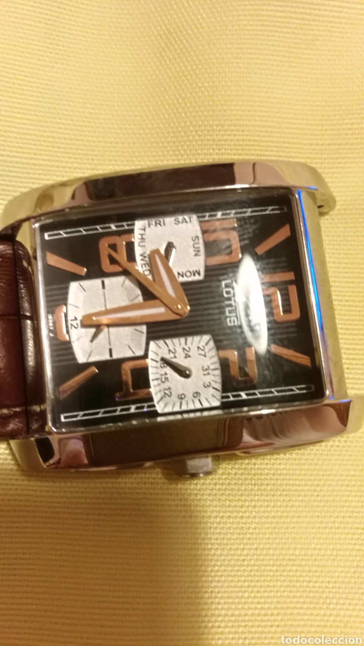 Relojes - Lotus: Reloj Lotus modelo 15387 - Foto 3 - 110695004