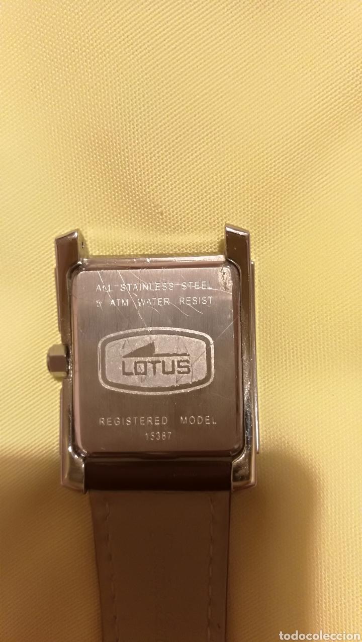 Relojes - Lotus: Reloj Lotus modelo 15387 - Foto 4 - 110695004