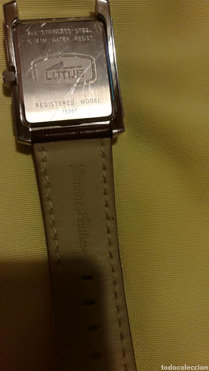 Relojes - Lotus: Reloj Lotus modelo 15387 - Foto 7 - 110695004