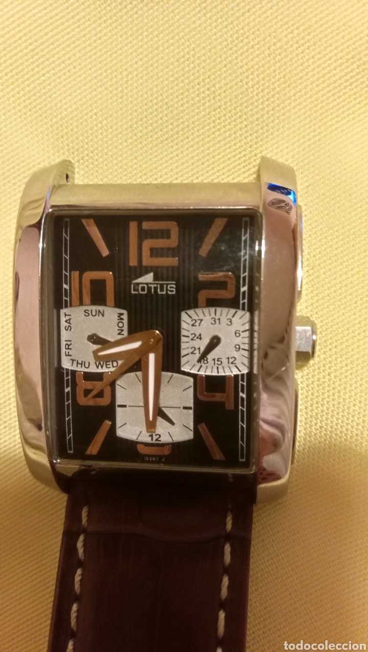 Relojes - Lotus: Reloj Lotus modelo 15387 - Foto 8 - 110695004