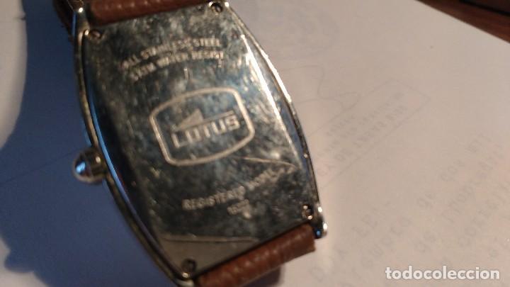 Relojes - Lotus: Reloj LOTUS, vintage - Foto 6 - 111228635