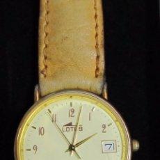 Relojes - Lotus: RELOJ LOTUS DE CUARZO - CON SU ESTUCHE. Lote 111695139