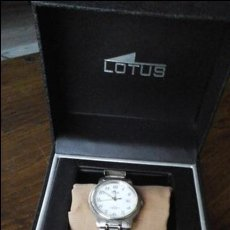Relojes - Lotus: RELOJ DE PULSERA DE CABALLERO MARCA LOTUS. Lote 112795139
