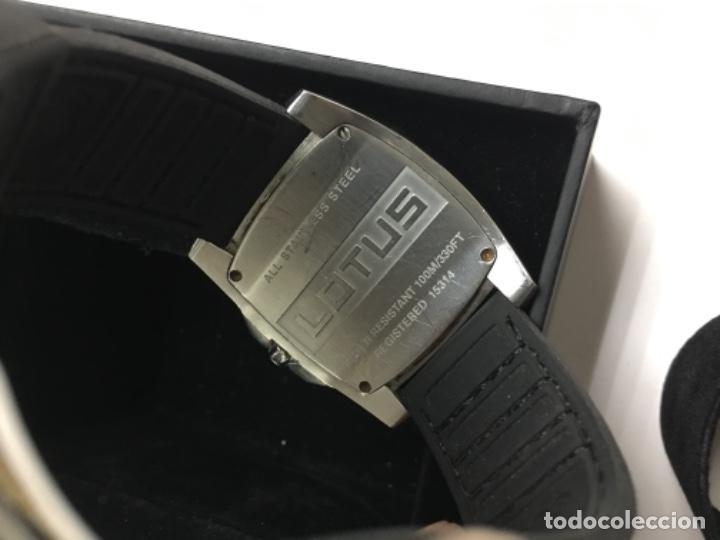 Relojes - Lotus: Reloj Lotus Quarzo en acero Water resistant 100m - Foto 7 - 114253331