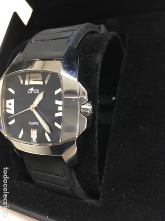 Relojes - Lotus: Reloj Lotus Quarzo en acero Water resistant 100m - Foto 2 - 114253331