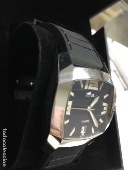 Relojes - Lotus: Reloj Lotus Quarzo en acero Water resistant 100m - Foto 3 - 114253331