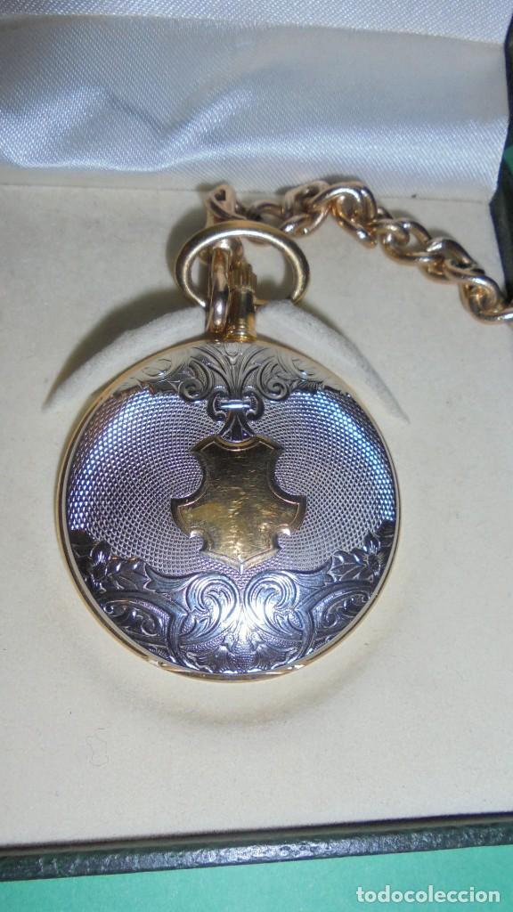 RELOJ DE BOLSILLO QUARTZ CON CAJA Y CADENA - (Relojes - Relojes Actuales - Lotus)