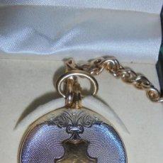 Relojes - Lotus: RELOJ DE BOLSILLO QUARTZ CON CAJA Y CADENA -. Lote 118792111