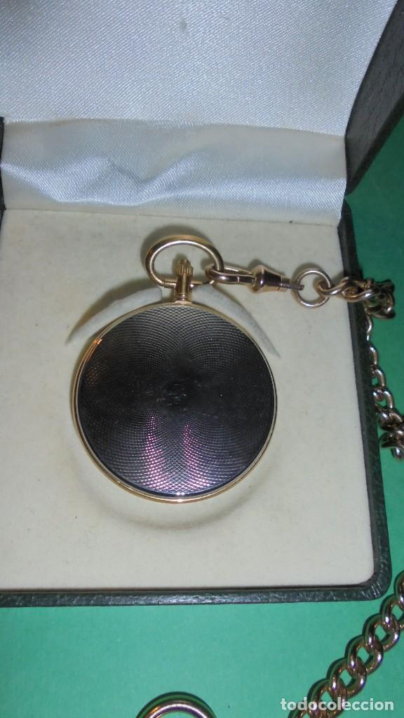 Relojes - Lotus: RELOJ DE BOLSILLO QUARTZ CON CAJA Y CADENA - - Foto 3 - 118792111