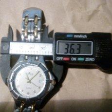 Relojes - Lotus: LOTUS QUARZT DIVER ESTUPENDO DORADO Y ACERO CON PULSERA ORIGINAL. Lote 120667834