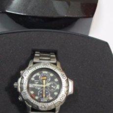 Relojes - Lotus: RELOJ MULTIFUNCION LOTUS EN SU CAJA ,SENSOR DE PROFUNDIDAD,MUY ESCASOS FUNCIONANDO. Lote 120884379