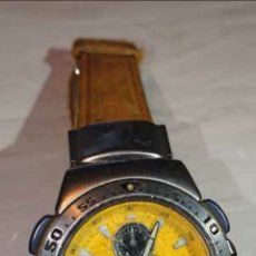 Relojes - Lotus: RELOJ LOTUS ALL TITANIUM AMARILLO. Lote 121110047