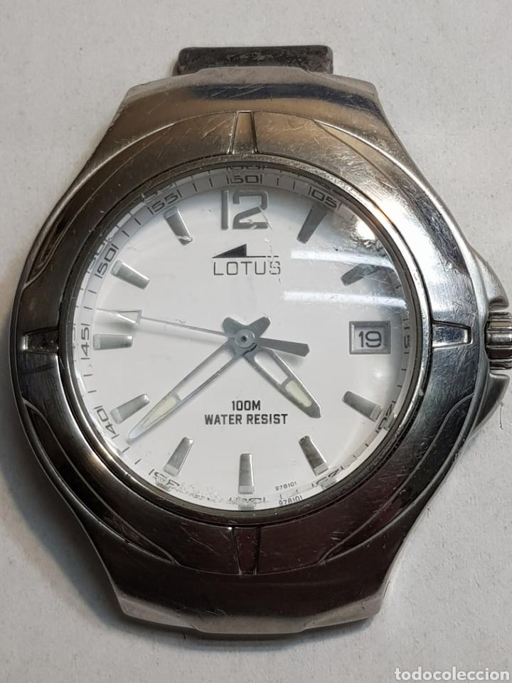 RELOJ LOTUS QUARZO MODELO 9781 (Relojes - Relojes Actuales - Lotus)
