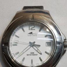 Relojes - Lotus: RELOJ LOTUS QUARZO MODELO 9781. Lote 206250101