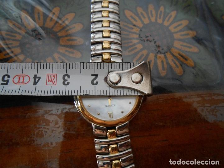 Relojes - Lotus: RELOJ DE PULSERA DE SEÑORA O CADETE LOTUS. 5 MICRON GOLD PLATED. - Foto 5 - 128290507
