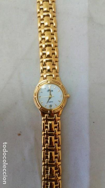 Uhren - Lotus: Reloj pulsera electrónico cuarzo Sra. LOTUS, dorado - Foto 2 - 130755148