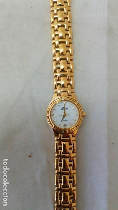 Uhren - Lotus: Reloj pulsera electrónico cuarzo Sra. LOTUS, dorado - Foto 3 - 130755148