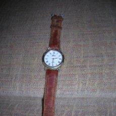 Relojes - Lotus: RELOJ LOTUS QUARTZ. CORREA DE PIEL PARA CAMBIAR, LLEVA TIEMPO PARADO, NECESITA LIMPIEZA EXTERIOR.. Lote 132240146