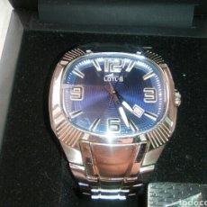 Relojes - Lotus: RELOJ LOTUS. MODELO 15758. HOMBRE. ACERO.. Lote 132812870