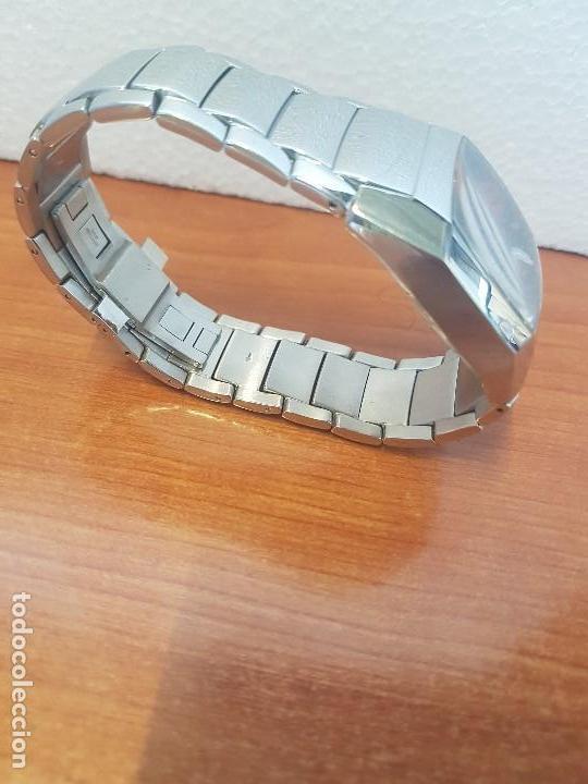 Relojes - Lotus: Reloj caballero LOTUS de cuarzo cronografo en acero, correa acero original de LOTUS de stock tienda - Foto 6 - 133165330