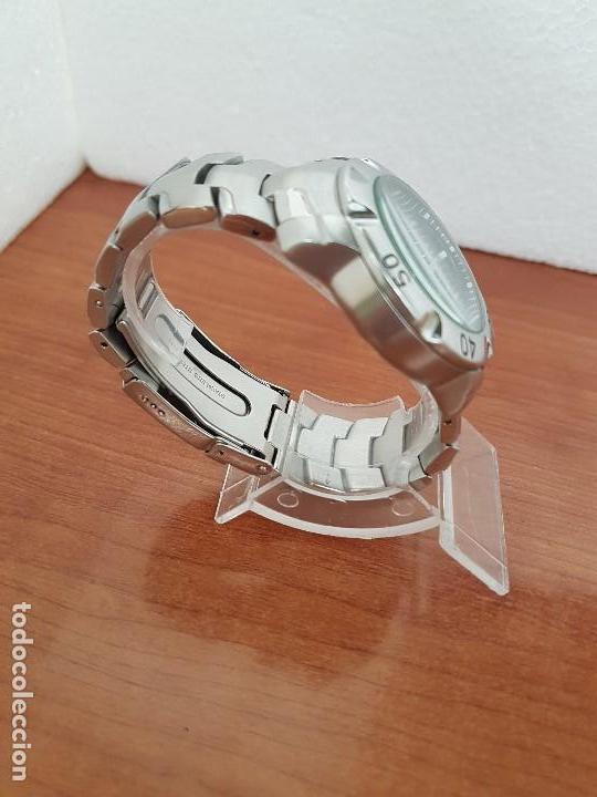 Relojes - Lotus: Reloj caballero LOTUS de cuarzo con calendario a las tres, correa de acero original LOTUS - Foto 17 - 138648250