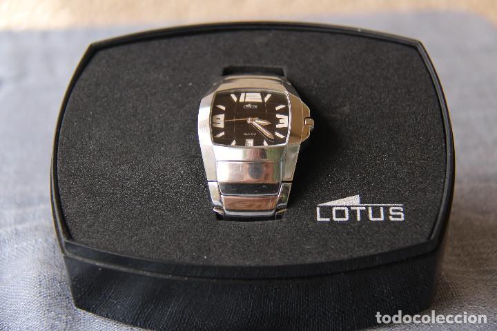 e56c0e17bcb9 Reloj de pulsera hombre - Lotus 15314