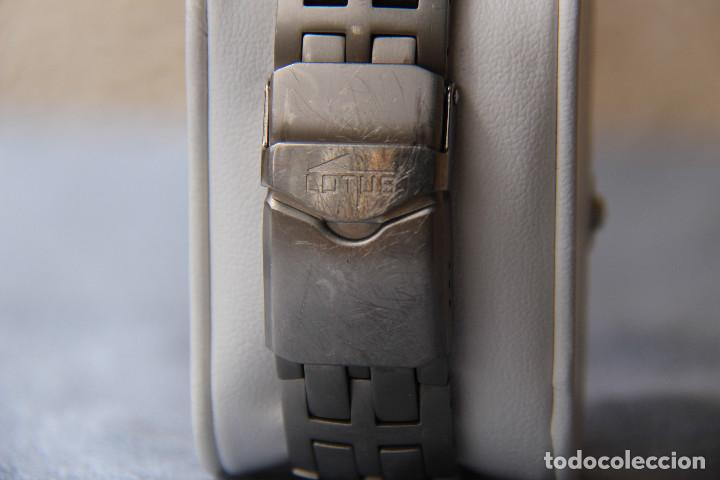 Relojes - Lotus: Reloj de pulsera hombre colección Lotus Titanio - Modelo 15184 - Foto 4 - 140803338